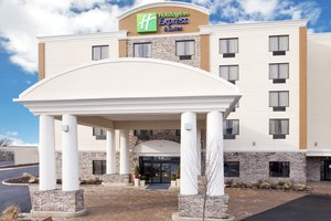 Exterior view - Holiday Inn Express Hotel & Suites Williamsport