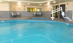 Pool - Holiday Inn Express Hotel & Suites Downtown Area