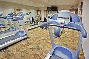 Fitness/ Exercise Room - Holiday Inn Express Hotel & Suites Vancouver