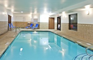 Pool - Holiday Inn Express Hotel & Suites Vancouver