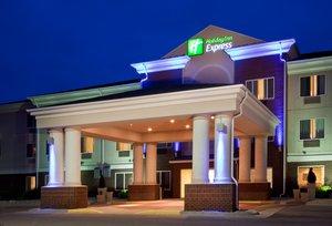 Exterior view - Holiday Inn Express Vermillion