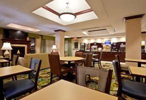 Restaurant - Holiday Inn Express Hotel & Suites Franklin