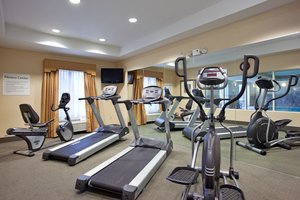 Fitness/ Exercise Room - Holiday Inn Express Hotel & Suites Franklin