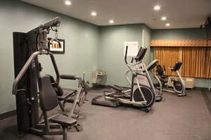 Fitness/ Exercise Room - Holiday Inn Express Ludlow
