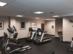 Fitness/ Exercise Room - Candlewood Suites Austintown
