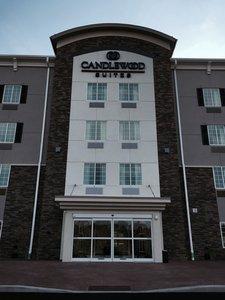Exterior view - Candlewood Suites Austintown
