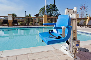 Pool - Holiday Inn Express North Cordele