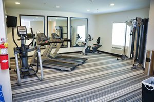 Fitness/ Exercise Room - Candlewood Suites Northeast Columbus