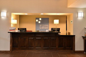 Lobby - Holiday Inn Express Hotel & Suites St Marys