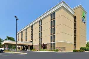 Exterior view - Holiday Inn Express Downtown Worcester
