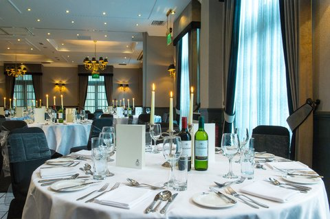 Banqueting and Private Dining available for up to