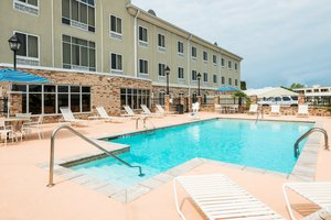 Pool - Holiday Inn Express Hotel & Suites New Iberia