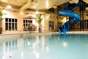 Pool - Holiday Inn Express Hotel & Suites Grande Prairie