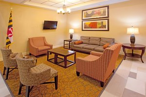 Lobby - Holiday Inn Timonium