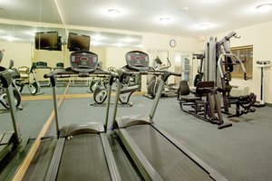 Fitness/ Exercise Room - Candlewood Suites Slidell