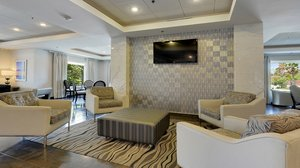 Lobby - Holiday Inn Express Hotel & Suites Gonzales
