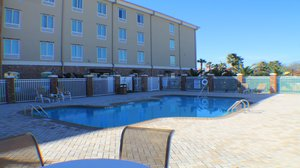 Pool - Holiday Inn Express Hotel & Suites Gonzales