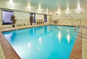 Pool - Holiday Inn Express Hotel & Suites Lansing
