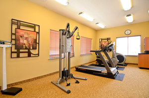 Fitness/ Exercise Room - Holiday Inn Express Hotel & Suites Bonifay
