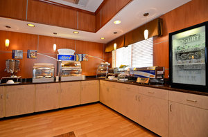 Restaurant - Holiday Inn Express Hotel & Suites Bonifay