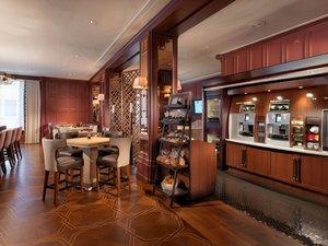 Restaurant - Mark Hopkins InterContinental Hotel San Francisco