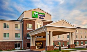 Exterior view - Holiday Inn Express Hotel & Suites Dubuque