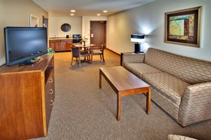 Suite - Holiday Inn Express Hotel & Suites Dubuque