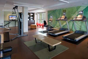 Fitness/ Exercise Room - Hotel Indigo Riverside Newton