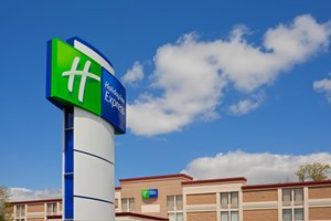 Exterior view - Holiday Inn Express Ramsey