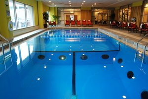 Pool - Crowne Plaza Hotel Harrisburg