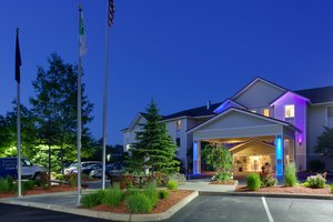 Exterior view - Holiday Inn Express Hotel & Suites Brattleboro