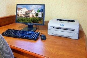proam - Holiday Inn Express Hotel & Suites Hudson