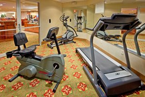 Fitness/ Exercise Room - Holiday Inn Express Mt Arlington