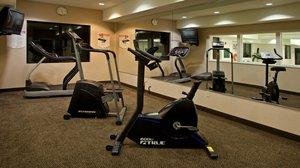 Fitness/ Exercise Room - Holiday Inn Express Mercer