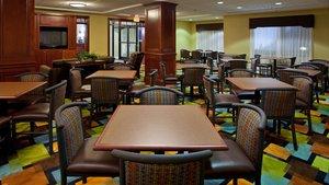 Restaurant - Holiday Inn Express Mercer