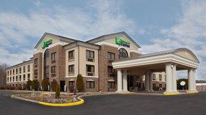 Exterior view - Holiday Inn Express Mercer