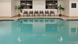 Pool - Holiday Inn Express Mercer