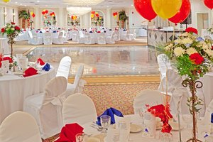 Ballroom - Holiday Inn Carteret