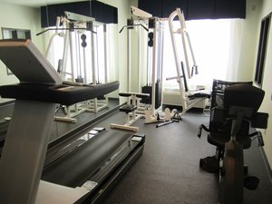 Fitness/ Exercise Room - Holiday Inn Express Hotel & Suites DuBois