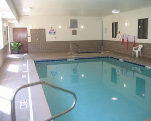 Pool - Holiday Inn Express Hotel & Suites DuBois