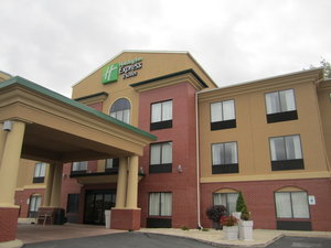 Exterior view - Holiday Inn Express Hotel & Suites DuBois