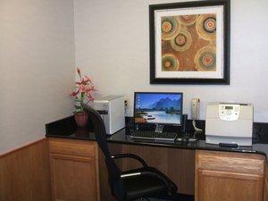 proam - Holiday Inn Express Hotel & Suites DuBois