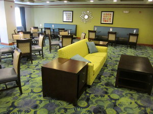 Restaurant - Holiday Inn Express Hotel & Suites DuBois
