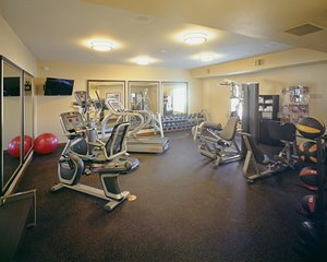 Fitness/ Exercise Room - Candlewood Suites Fort Collins