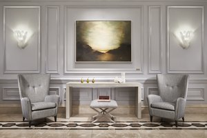 Lobby - Ritz-Carlton Hotel Washington DC