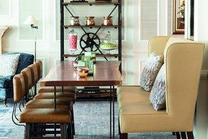 Bar - Ritz-Carlton Hotel Washington DC