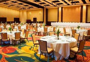 Ballroom - Marriott Hotel Penn Square Lancaster