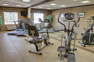 Fitness/ Exercise Room - Holiday Inn Express Hotel & Suites Texarkana