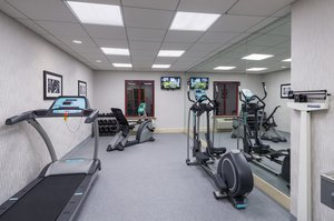 Fitness/ Exercise Room - Holiday Inn Express Frazer