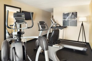 Fitness/ Exercise Room - Country Inn & Suites by Radisson Alexandria